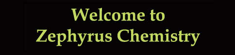 Welcome to  Zephyrus Chemistry